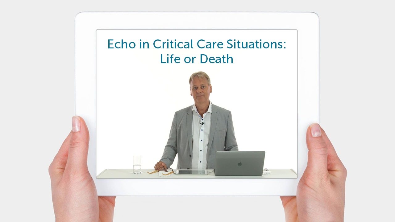 Echo cases – Life or death